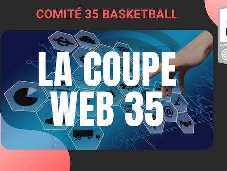 La COUPE WEB 35 est lancée 🚀 🏆 🏀