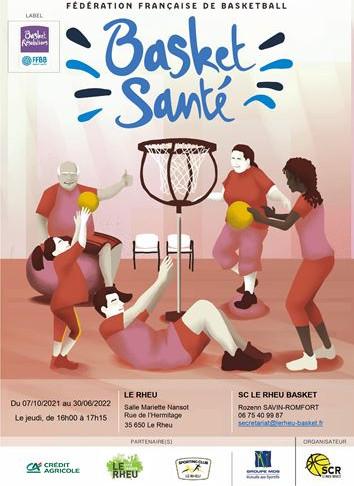 BASKET SANTÉ A LE RHEU