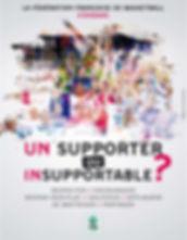 Affiche un supporter ou insupportable.jp