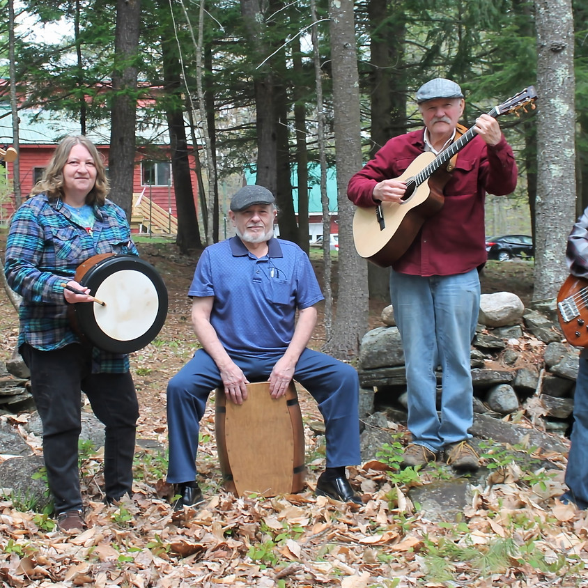 Bill Stone and Stone Quarry Band - CD Release Party