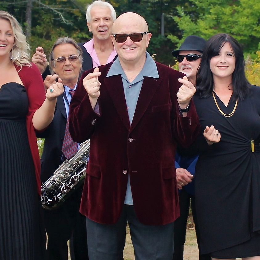 Pat Colwell & The Soul Sensations