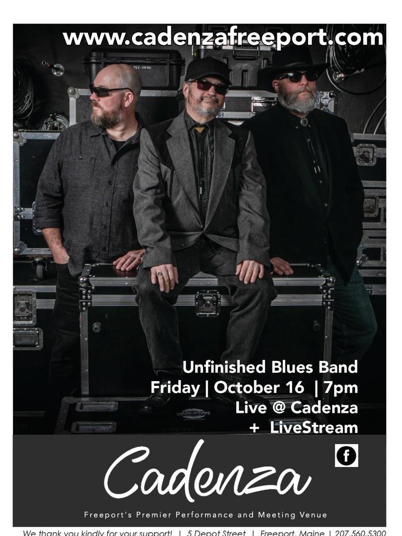 Unfinished Blues Band