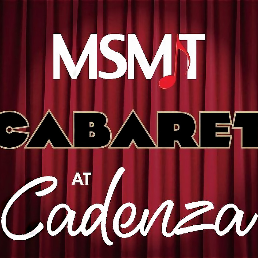 Maine State Music Theatre Cabaret