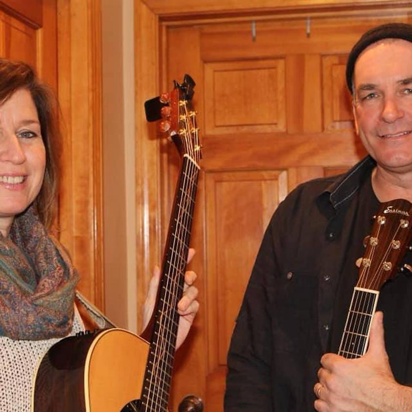 Katie Daggett & Ed DesJardins