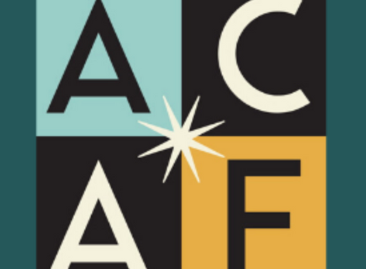 Cadenza is proud to support the ACAF!