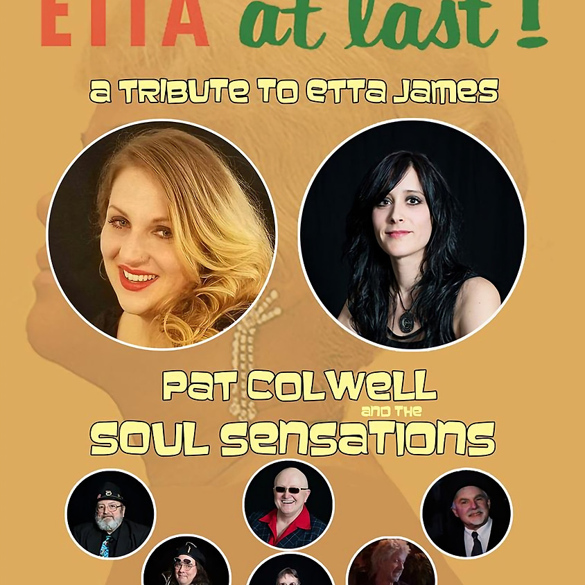 Etta At Last - Pat Colwell & the Soul Sensations
