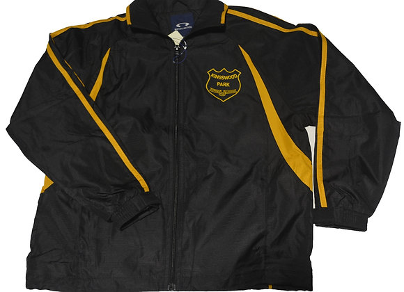 Microfibre Jacket with KPPS logo