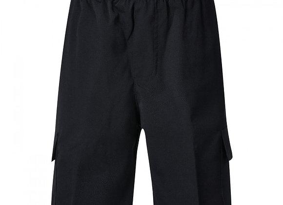 Boys Cargo Shorts - Navy