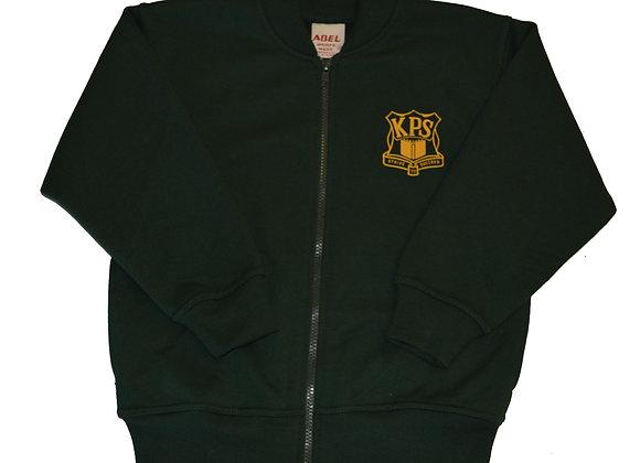 Zip Jacket with Kingswood PS logo