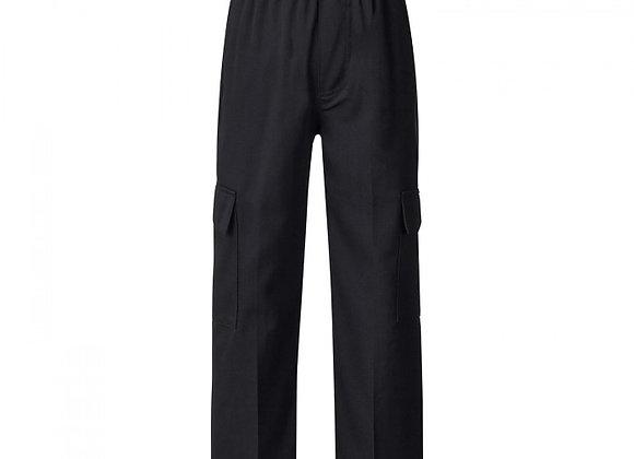 Boys Cargo Pants - Navy