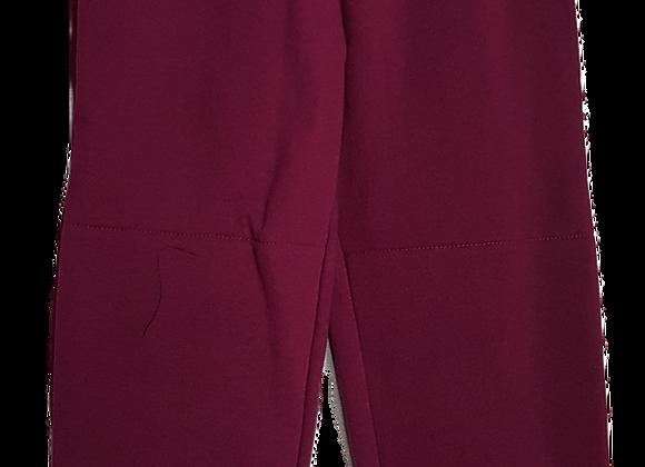 Double Knee Fleecy Trackpants