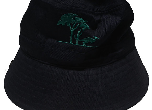 Bucket Hat with Ropes Crossing PS logo