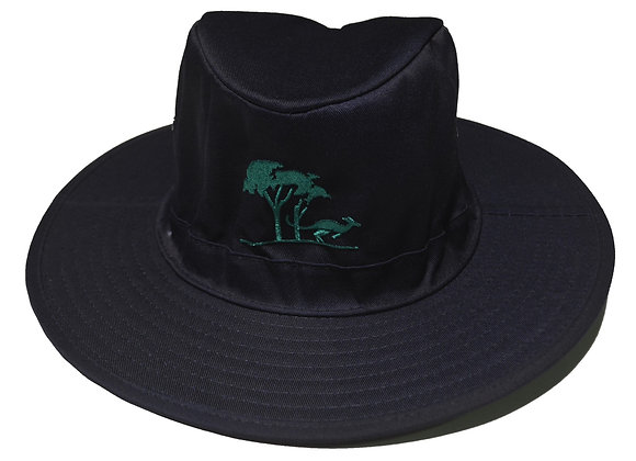 Stock Hat with Ropes Crossing PS logo