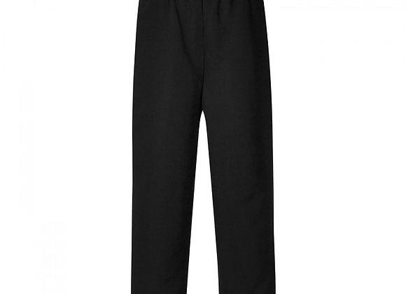 Microfibre Trackpants - Black