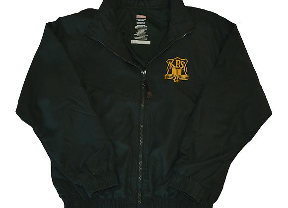 Microfibre Jacket with Kingswood PS logo