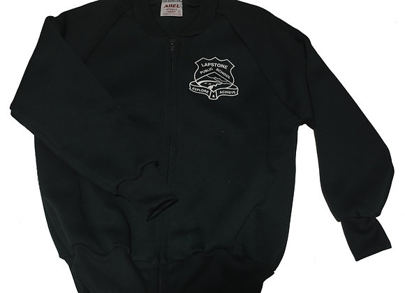 Zip Jacket with Lapstone PS logo