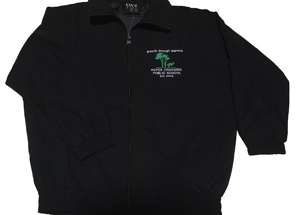 Microfibre Jacket with Ropes Crossing PS logo