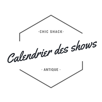 LogoCalendrie des shows