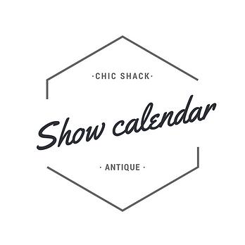 Logo Show calendar