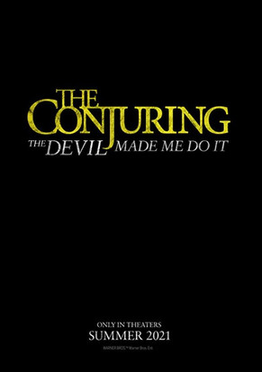 The Conjuring, The Devil Made Me Do It