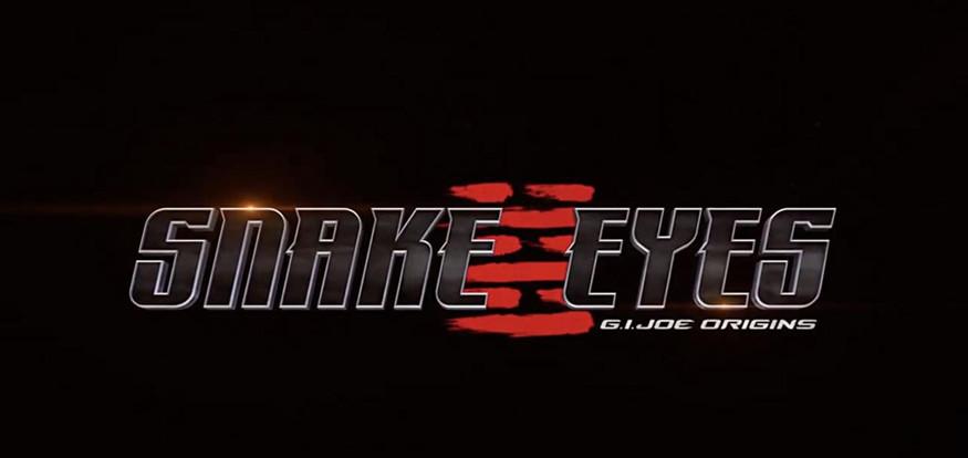 Snake Eyes, GI Joe Orginis