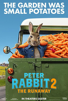 Peter Rabbit 2, The Runaway