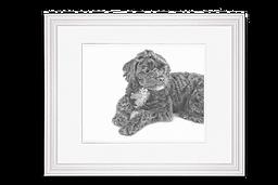 Frame with shadow (billy) (Portrait size