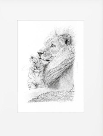 Banner mount (lion & cub).jpg