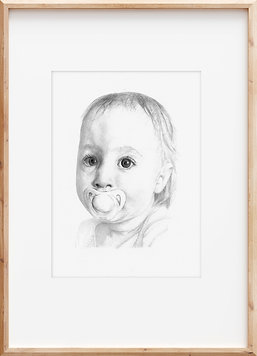 Medium portrait (A4 size)