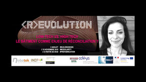 Retrouvez l'interview d'Elodie MORAUD, co-fondatrice du COLLECTIF BOIS et représentante de Hors-site