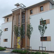 Bâtiment de logements