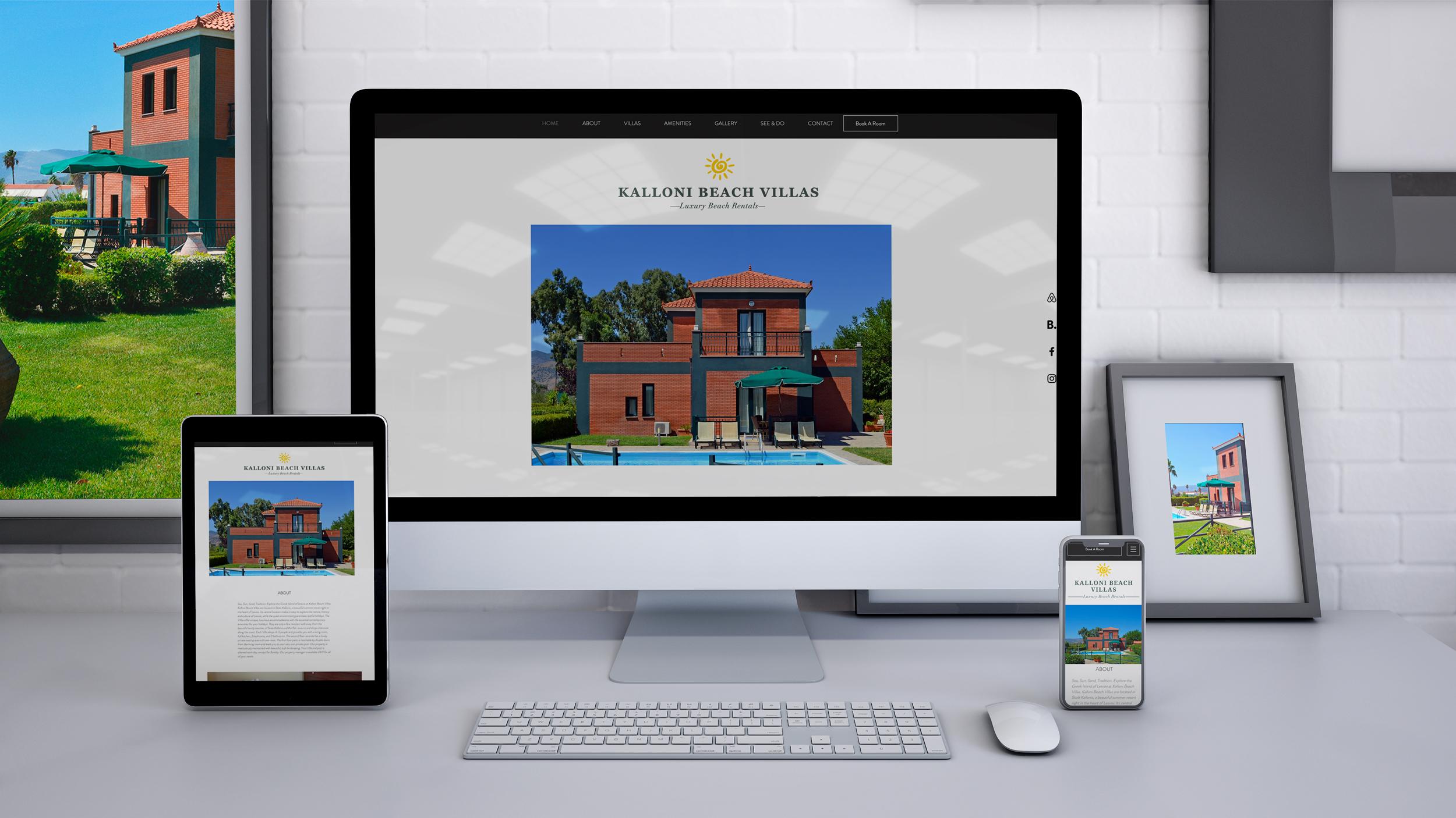 Kalloni Beach Villas