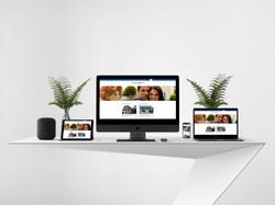 Eressos Estate Agency Website
