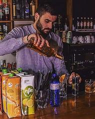 Konstantinos Kosmas - Bartender