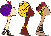 Bold Look Head Wraps Logo 2016 - Juanita
