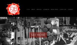 fjbcelebrations Professional site for an Event Planner