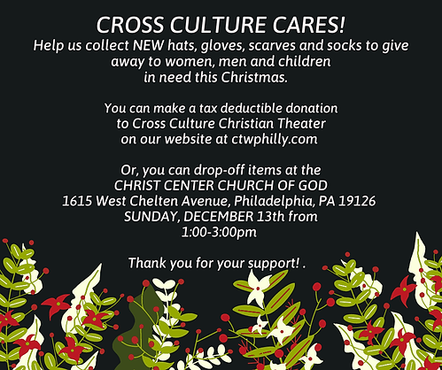 Cross Culture Cares!