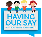 Having Our Say Logo