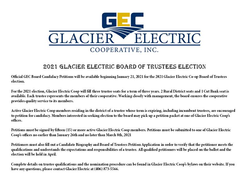 Election Announcement 2021