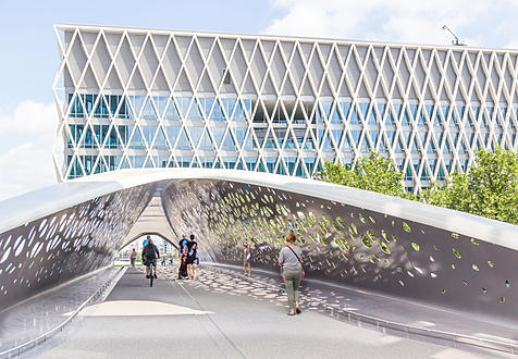 Antwerpen Parkbrug