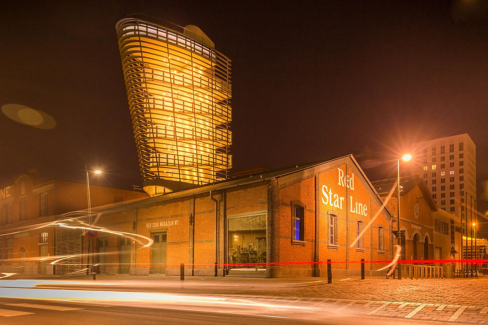 Antwerp Red Star Line Museum