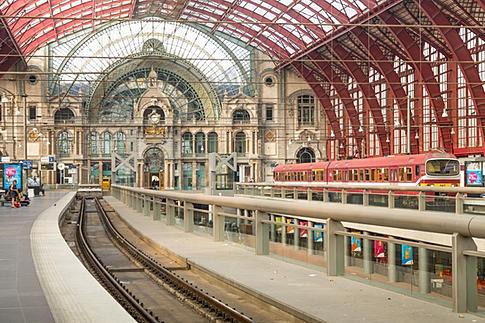 Antwerp Central Railway Station / Antwerpen Centraal Station