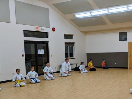 Barrie Kyokushin Karate
