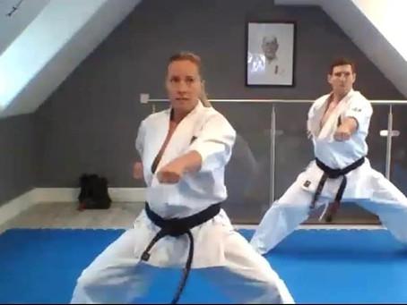 Report - Shihan Janine Davies Training