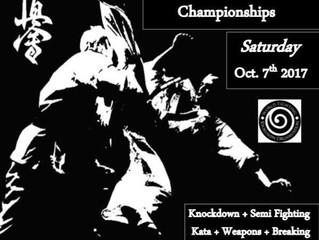 27th Annual American International Karate Championships