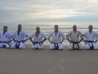 Uruguay Summer Camp 2017 with Shihan David Pickthall