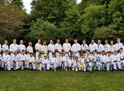 REPORT - 2019 IFK Canada Kyokushin Karate Seminar