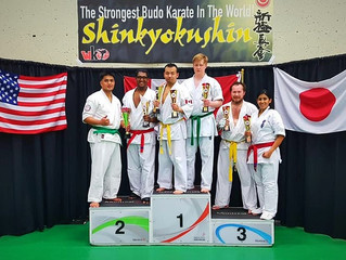 Results from the First Canadian Shinkyokushin Championship