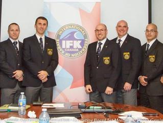 IFK Canada Kyokushin Organization 1st Committee Meeting