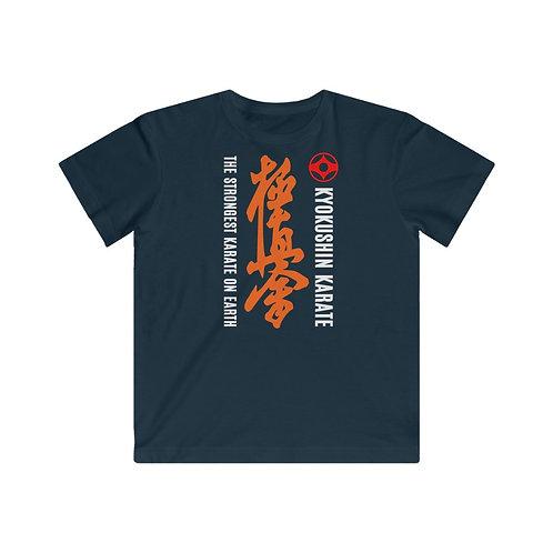 Kyokushin Kanj - Kids Tee